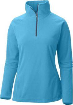 Columbia Women's Glacial Fleece Solid 1/2 Zip