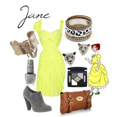 """Jane from """"Tarzan"""" Character Inspired Outfits, Disney Inspired Outfits, Disney Outfits, Disney Style, Cute Outfits, Disney Fashion, Disney Jane, Cute Costumes, Costume Ideas"""
