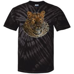Hoping you will love this new Haunting Eyes Jad... Check it out! http://catrescue.myshopify.com/products/haunting-eyes-jade-leopard-100-cotton-tie-dye-t-shirt?utm_campaign=social_autopilot&utm_source=pin&utm_medium=pin