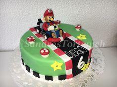 Super Mario isch am Diego's Geburtstagsparty drbii gsi.