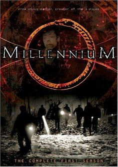 """Millenium (1996-1999) This series was created by Chris Carter (""""X-Files"""") and stars Lance Henrikson (the android in """"Aliens""""). Henrikson plays Frank Black, an ex-FBI profiler who works for the mysterious Millennium Group that takes a special interest in serial killers and end of the world prophecies.."""
