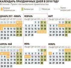 Россияне узнали, как будут отдыхать в 2018 году — Российская газета