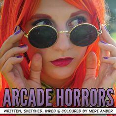 Arcade Horrors - Title