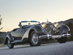 Mercedes-Benz 540 K (1939)