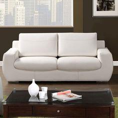 Tekir White Sofa Collection SM6032-SF