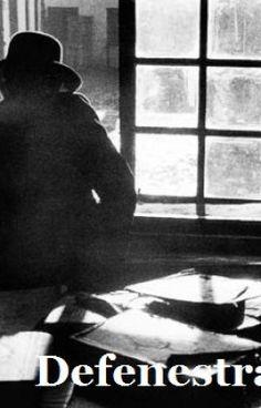 #wattpad #poetry Defenestre, defenestre ao menos uma coisa em sua vida, você não irá se arrepender.