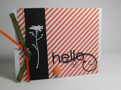 Hello for a Queen by AnniePanda - Cards and Paper Crafts at Splitcoaststampers