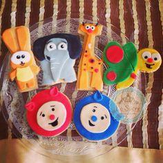 Baby tv cookies