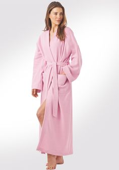 Long Robes for Tall Women