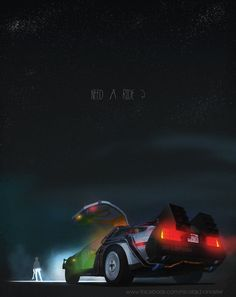 Back to the Future by Nicolas Bannister