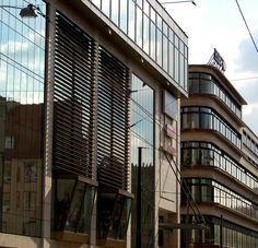 Howell, Oławska, Wrocław - arch. Artur Wójciak
