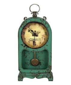 Another great find on #zulily! Ruslana Table Clock #zulilyfinds