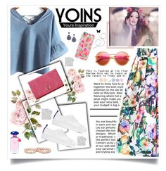 """""""Yoins"""" by neny-6 ❤ liked on Polyvore featuring Victoria's Secret, Casetify, Wildfox, Deborah Lippmann, yoins and loveyoins"""
