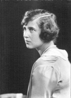 Her Royal Highness Princess Elizabeth of Greece and Denmark, later Countess zu Toerring-Jettenbach (1904-1955).