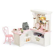American Girl® Furniture: Samantha's Ice Cream Parlor