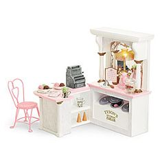 American Girl® Furniture: Samantha's Ice Cream Parlor  new August 2014  $300.00