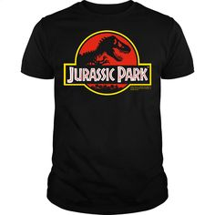 Jurassic Park Original logo T Shirt, Hoodie, Sweatshirts - make your own t shirt #teeshirt #Tshirt