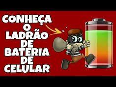 CONHEÇA O LADRÃO DE BATERIA DO SEU CELULAR | DICA IMPERDÍVEL - YouTube