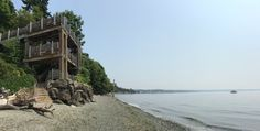 The Hidden Marine View Park Beach In Washington Will Make You Feel A Million Miles Away From It All