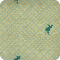 Mind the Moose - vert tendre