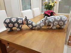 by MiaBina: Lisää hippoja - More Happypotami