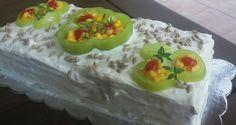 Αλμυρή Τούρτα Food Styling, Sushi, Stuffed Peppers, Vegetables, Cooking, Cake, Ethnic Recipes, Desserts, Cucina