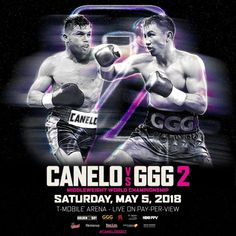 dd91626c GGG 2 Surpass Million PPV Buys?: The rematch this weekend between Canelo  Alvarez and Gennady Golovkin will…