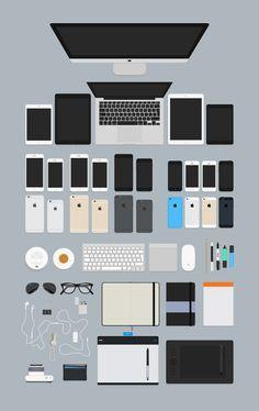tv flat graphics - Pesquisa Google