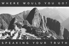 So apparently I'm going to Peru  in early May with a select group of rockstars for something seriously next level and exciting  I'll be giving you all more of an insight on this soon but in the meantime I just wanted to ask you my Facebook family.....  If you were to choose one place in the world to go to work on something EPIC & NEXT LEVEL  where would you go & WHO would you go with I'm bursting to tell you more about this  Hahahahahaha but you can all wait...... surely TNL4EVA…