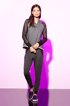 Get your game face on with new Elie Tahari Sport.