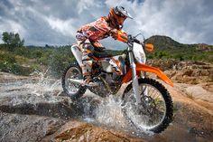 2014er Offroadgerneration - KTM präsentiert das neue Modelljahr