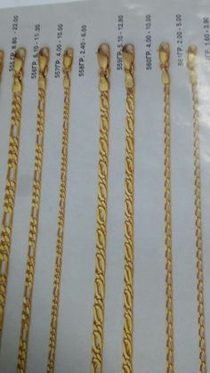 A Gold Chain for Men Makes The Perfect Gift - Jewelry Daze Mens Gold Bracelets, Mens Gold Jewelry, Gold Chain Indian, Chain Earrings, Chain Jewelry, Gold Chain Design, Fancy Jewellery, Gold Chains For Men, Neck Chain