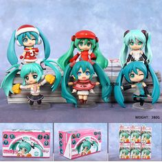 "$24.99 (Buy here: https://alitems.com/g/1e8d114494ebda23ff8b16525dc3e8/?i=5&ulp=https%3A%2F%2Fwww.aliexpress.com%2Fitem%2FFree-Shipping-6pcs-Cute-3-Vocaloid-Series-Hatsune-Miku-Selection-Set-Boxed-PVC-Mini-Figure-Collection%2F32688420658.html ) Free Shipping 6pcs Cute 3"" Vocaloid Series Hatsune Miku Selection Set Boxed PVC Mini Figure Collection Model Doll (6pcs per set) for just $24.99"
