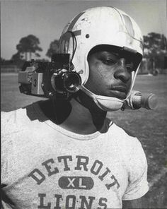 vintage helmet cam