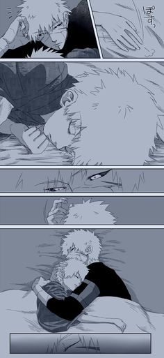 It'll be okay, Tobirama. It'll be hard, but you will be okay.