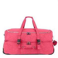 Kipling Teagan L New Vibrant Pink One Size *** Want to know more, click on the image.