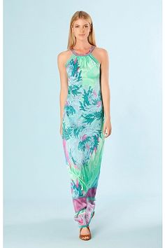 Hale Bob Perla Maxi Dress