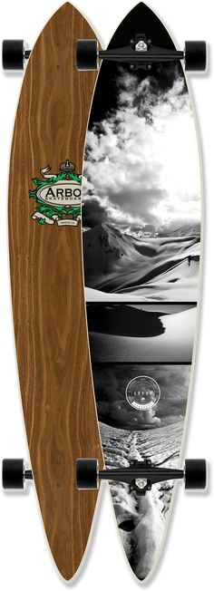 Cool Stuff We Like Here @ Cool Pile, The Home of Cool Men Styles=> http://coolpile.com/style-magazine/ ------- << Original Comment >> ------- Arbor Walnut Timeless Longboard