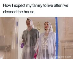 Did you want to have have fun? But had a rough day instead.So here are 37 Extremely Hilarious Yet Relatable Cleaning Memes. Clean Funny Memes, Funny Relatable Memes, Stupid Funny, Funny Posts, Funny Quotes, Funny Stuff, Funny Cleaning Quotes, Cleaning Humor, Cleaning Checklist