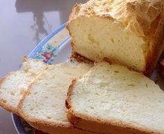Pan básico sin gluten (PANIFICADORA MOULINEX HOME BREAD BAGUETTE)