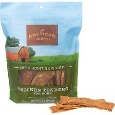 American Jerky Hip & Joint Support Dog Treats