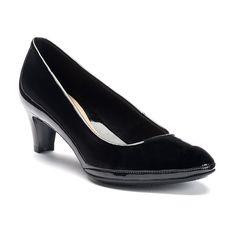 Croft & Barrow® Women's Dress High Heels, Size: 6.5, Black