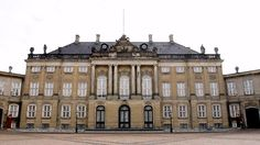HM The Queen and the Prince Consort use Christian IX's Palace as their winter residence ~ Denmark