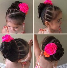 Incredible 1000 Ideas About Toddler Girls Hairstyles On Pinterest Toddler Short Hairstyles For Black Women Fulllsitofus