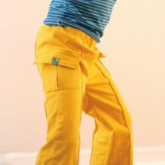 Parsley Pants Sewing Pattern PDF
