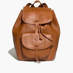 The Transport Rucksack : backpacks | Madewell
