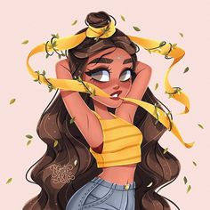 Ideas Painting Ideas Oil Simple For 2019 Girl Drawing Sketches, Cute Girl Drawing, Hipster Girl Drawing, Drawing Art, Cute Art Styles, Cartoon Art Styles, Character Sketches, Character Drawing, Animation Character