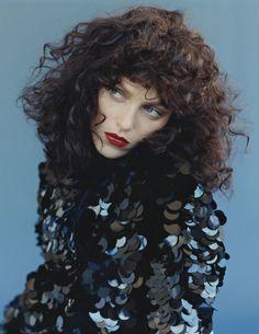 Anja Rubik by Harley Weir for Vogue Paris December:January 2015-2016 16
