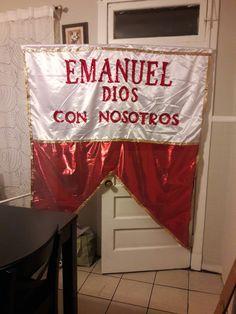 Estandarte para Iglesia Cristina
