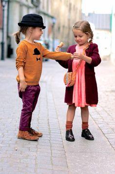 Color gorgeous color. #kids #fashion #designer